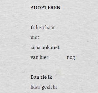 Reeks gedichten over water en waterveiligheid voor Rijkswaterstaat.
