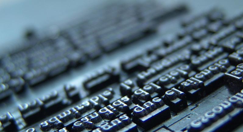 Tekstschrijver persbericht: om kranten, vakbladen en andere media te halen kun je een persbericht laten schrijven.