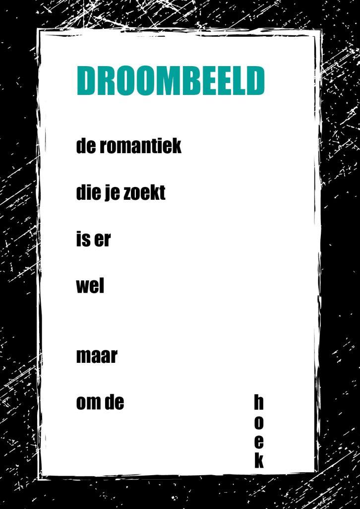 Kort gedicht over romantiek: Droombeeld .